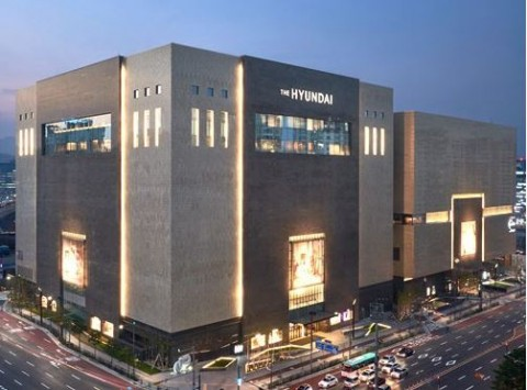 현대백화점 판교점 코스메플레이스