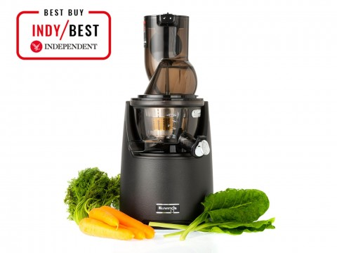 Kuvings' EVO820 Juicer Selected as the Best Juicer by Powerful British Newspaper, The Independent
