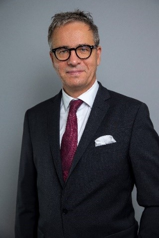Swedish Ambassador to Korea, Jakob Hallgren