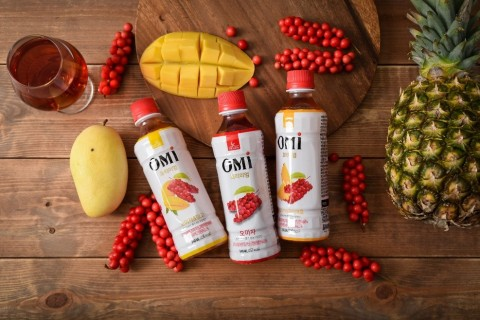 MK Valley Corp Premium Omija (omija, mangoes, pine apples). MK Valley sponsors Vietnamese Version of...