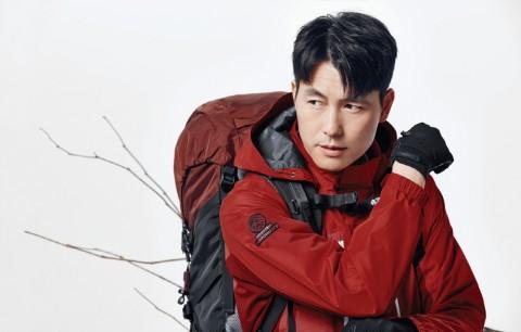 레드페이스 2019 봄여름 시즌 정우성 화보 공개
