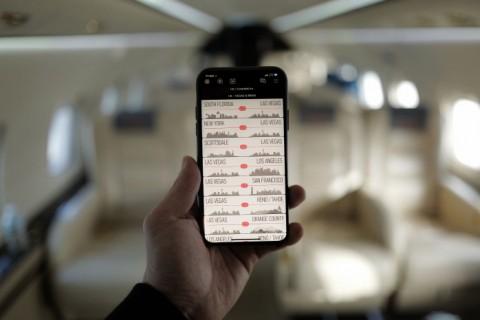 2012년 창립한 JetSmarter는 비즈니스 항공 시장에서 기술력에 기반한 서비스를 제공하며 현재까지 200만 건의 다운로드 수를 기록하고 있다