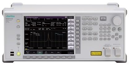 안리쓰 Optical Spectrum Analyzer MS9740B