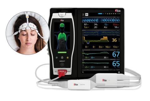 O3® 국소산소계측을 탑재한 Masimo Root®와 차세대 SedLine® 뇌기능 모니터링 기기