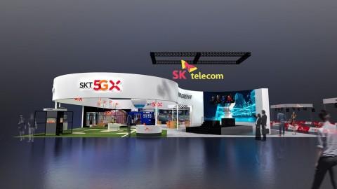 SKT가 월드 IT쇼 2019서 혁신적 5G를 선보인다