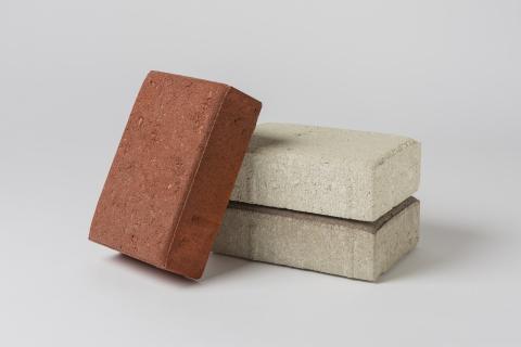 솔리디아 콘크리트 CO2 배출 저감 포장 벽돌