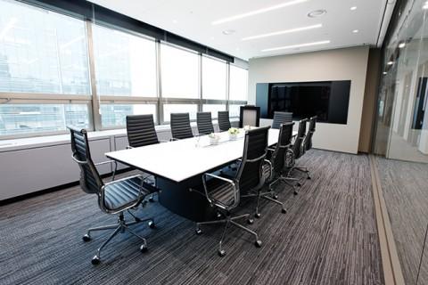 HJ비즈니스센터 광화문점 회의실