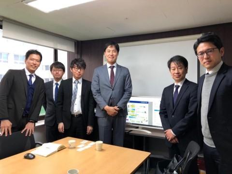 일본 관세국 조사팀