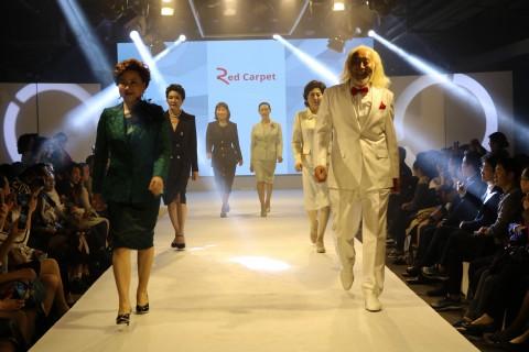 뉴시니어라이프 패션쇼