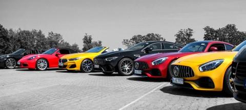 허츠가 독일에서 럭셔리 차량 컬렉션을 출시한다