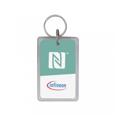 Infineon NFC Reference Tags