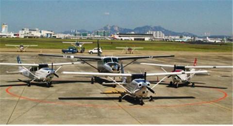 삼아항업의 항공기 보유현황