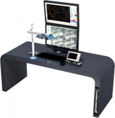 자체개발 생산 제품 - 수치사진측량시스템