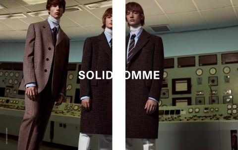 솔리드옴므, 2019 AUTUMN/WINTER 컬렉션