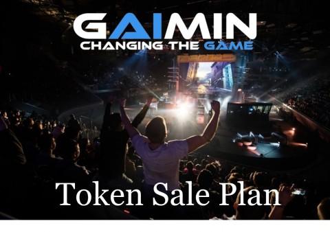 Gaimin이 아시아 및 유럽 대상 토큰 판매 계획을 발표했다