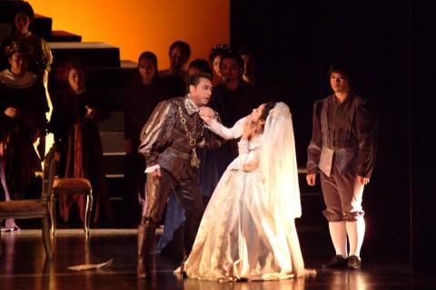 2008년 대구시립오페라단 정기공연 람메르무어의 루치아