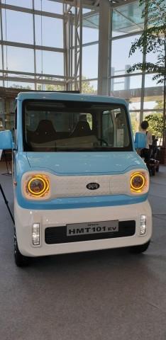 디피코의 초소형 전기승용차