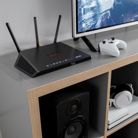 게이밍 전용 와이파이 무선 공유기 넷기어 나이트호크 프로 게이밍 XR300