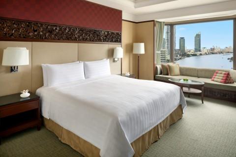샹그릴라 호텔 방콕의 객실