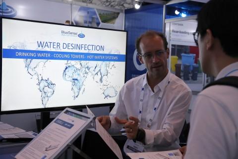 2018 환경 및 물 기술 전시회