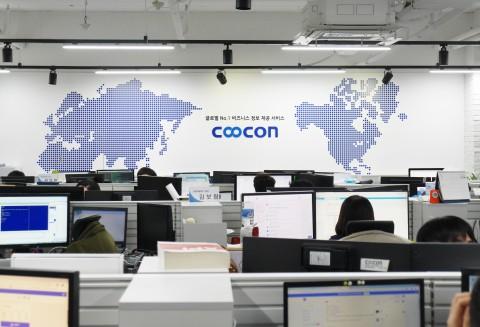 국내 최대 규모의 전문 조직을 갖춘 쿠콘 스크래핑 센터