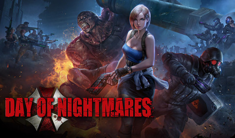 GungHo Online Entertainment released brand-new card pack DAY OF NIGHTMARES in the ultimate card batt...