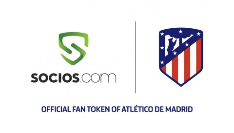 소시오스닷컴이 아틀레티코 마드리드와 공식 파트너십을 체결했다