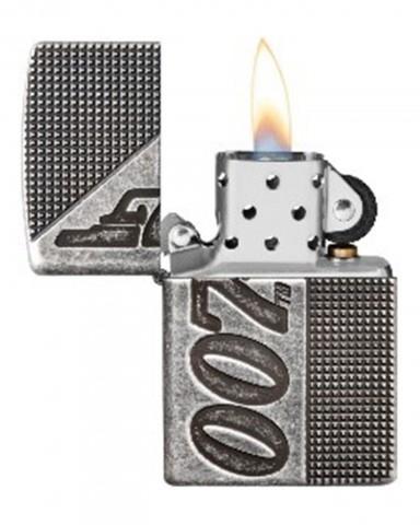지포가 제임스 본드에서 영감 받은 영화 007 라이터 신제품을 출시했다