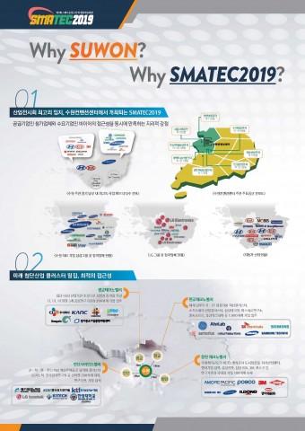 스마트공장구축 및 생산자동화전 강점 인포그래픽