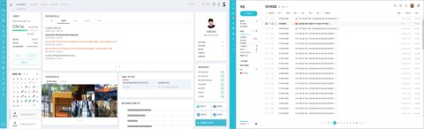 다우오피스 3.0 직관적인 사용자 UI