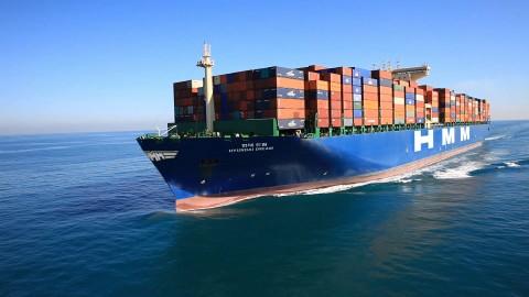 현대상선이 대우조선해양과 스마트십 기술 개발을 협력한다
