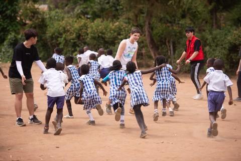 매년 진행하는 미션트립 케냐 팀 사진
