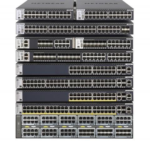 IP 네트워킹을 통한 Pro-AV 솔루션 지원 스위칭 허브 - 넷기어 M4300 시리즈