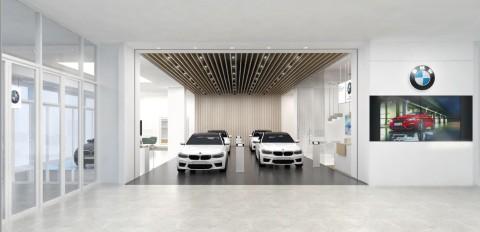 BMW 동성모터스 명지 스타필드 전시장