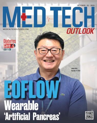 메드텍 아웃룩이라는 미국 의료기술 전문 잡지에서 2019년 올해의 회사 상도 수여했다