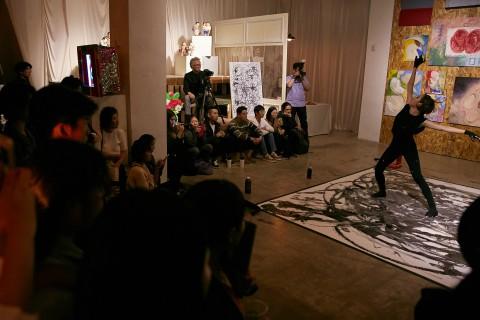 2019 becoming a collector 연희동 아트페어, 오프닝 퍼포먼스, 이루다x이루마, 연희예술극장