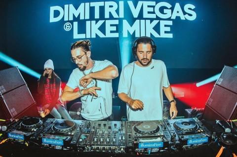 Dimitri Vegas & Like Mike는 중국과 한국 시장에서의 소통을 확대하기 위하여 페르소나미디어와 손을 잡았다
