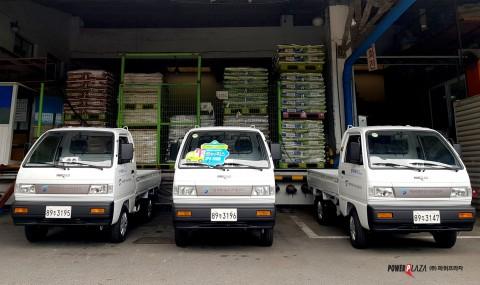 서울시농수산식품공사에 보급된 라보ev피스