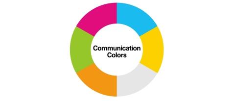 Communication Colours of Kioxia
