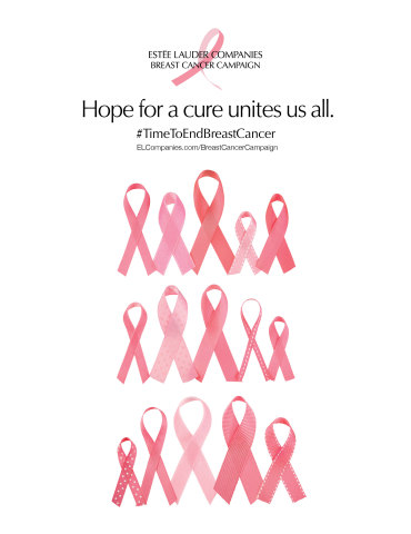 2019 유방암 캠페인 포스터
