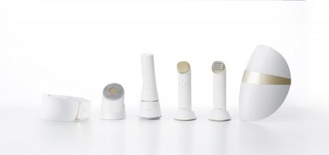 LG전자가 LG 프라엘 더마 LED 넥케어를 출시했다