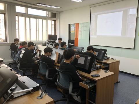 대전웹툰캠퍼스, 체험프로그램으로 만화창작의 즐거움 알려