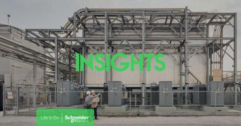 슈나이더 일렉트릭은 바스프(BASF) 공장에 실시간으로 장비의 상태를 확인해 작업의 효율성을 높일 수 있도록 도와준다