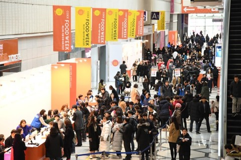 코엑스 푸드위크에서는 첨단 푸드테크와 트렌드 소개, 거래알선 상담회, 컨퍼런스와 다양한 이벤트가 열린다