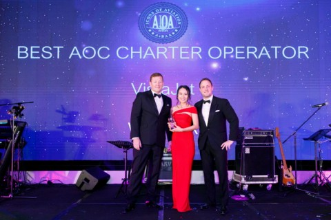 비스타젯이 AsBAA 주관 Icons of Aviation Awards에서 4년 연속으로 최고 운항사 타이틀을 차지했다