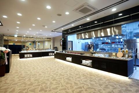 거성호텔 2층 연회장