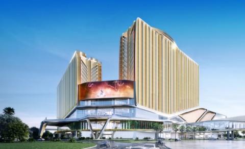 아시아를 대표하는 첨단 MICE 명소인 갤럭시 인터내셔널 컨벤션 센터, 환상적인 이벤트 시설인 갤럭시 아레나와 함께 2021년 상반기 중으로 개장할 안다즈 마카오