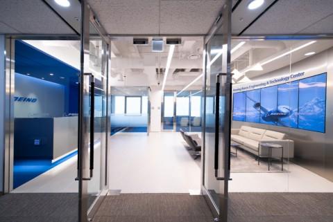 보잉이 한국에 기술연구소를 개소했다