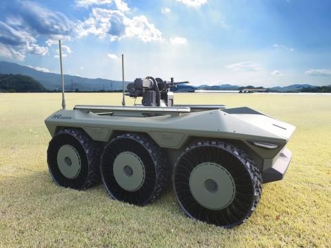 현대로템이 KT와 5G 자율주행 차량 개발 협력을 체결했다