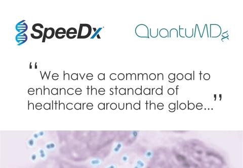 스피덱스와 퀀텀Dx가 일반 성병 감염에 대한 저비용 치료 시점 테스트 개발 가능성을 평가하기 위해 협력한다